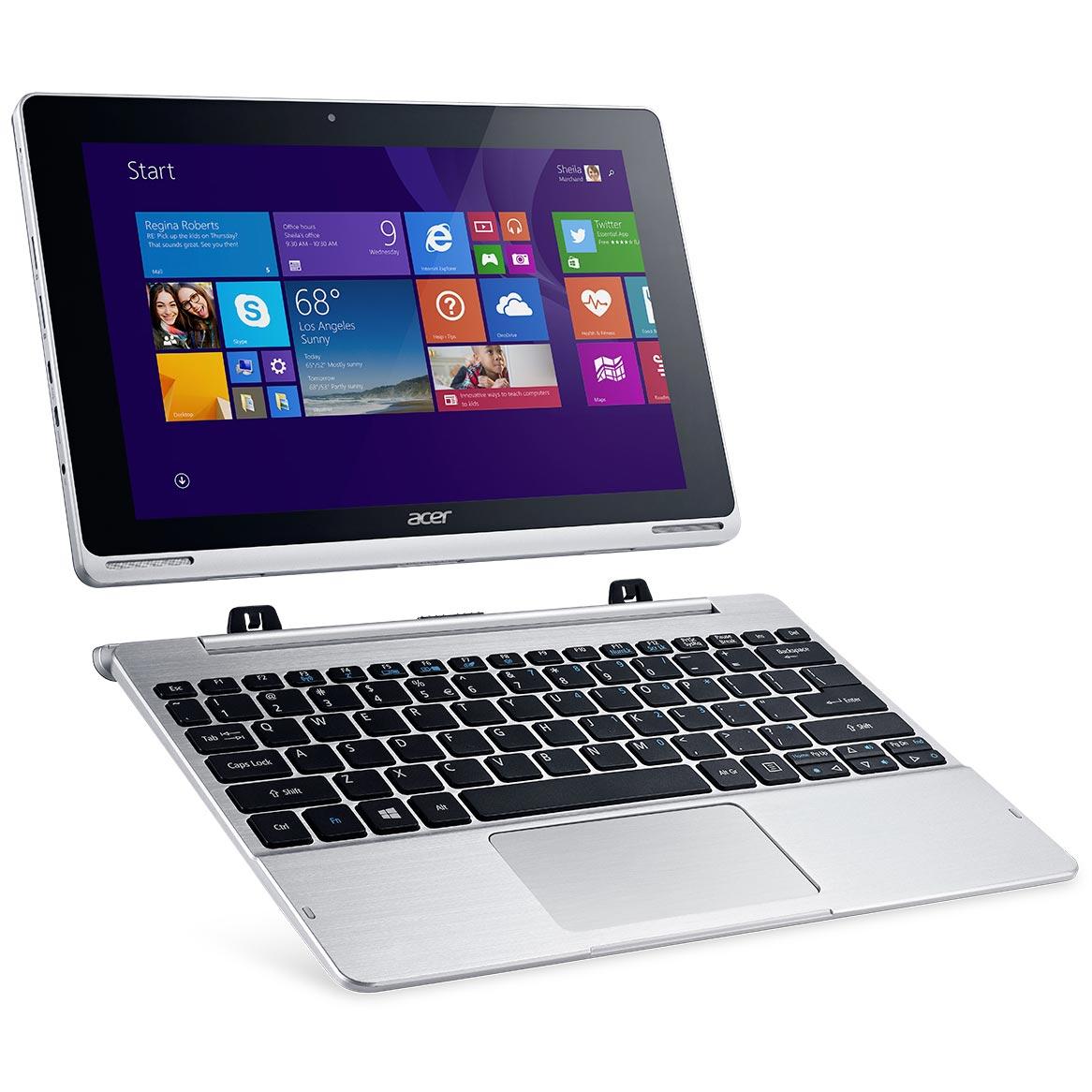 Acer aspire switch 10 sw5 012 14bm tablette tactile acer - Tablette tactile petit prix ...
