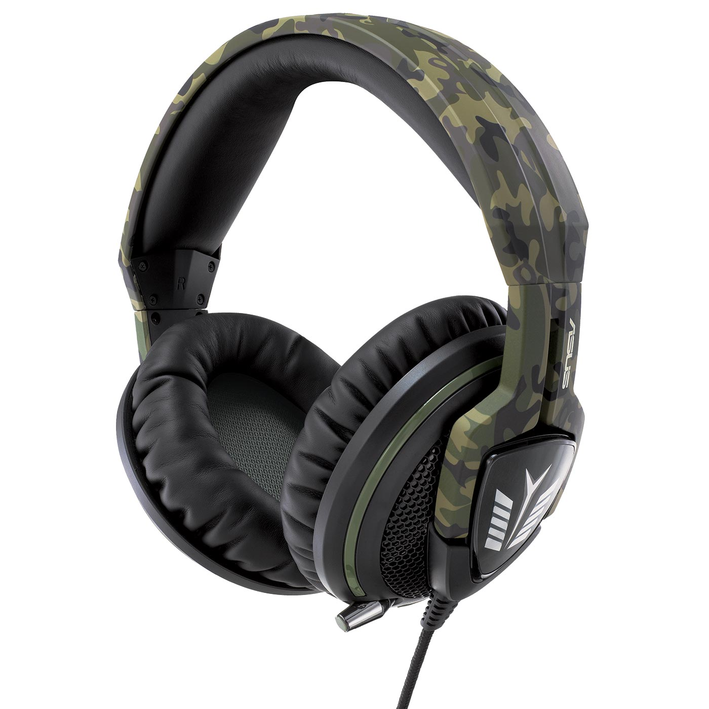 Micro-casque ASUS Echelon Forest Edition Casque-micro pour gamer
