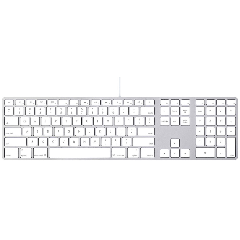 apple keyboard mb110lb b clavier pc apple sur. Black Bedroom Furniture Sets. Home Design Ideas