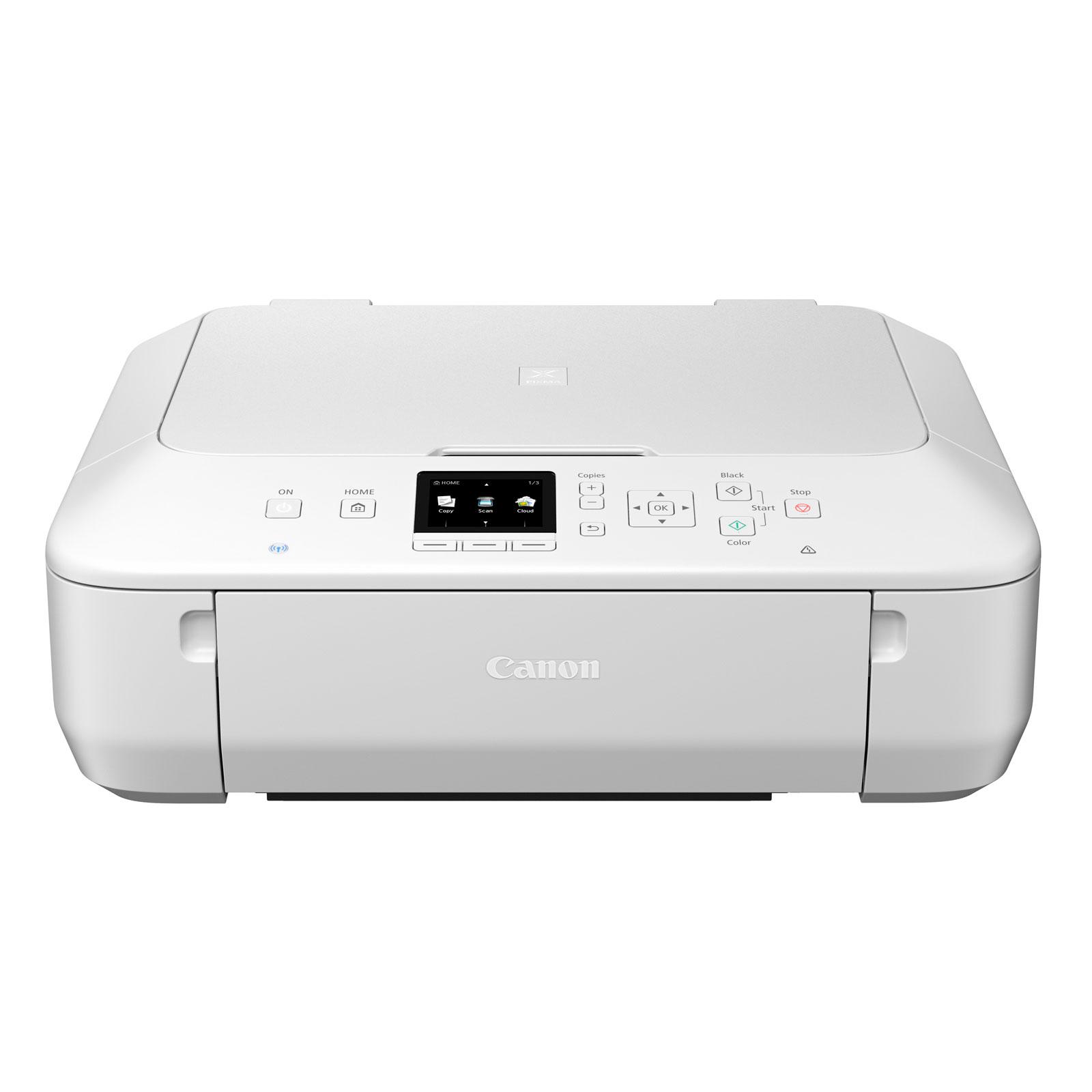 canon pixma mg5650 blanche imprimante multifonction canon sur. Black Bedroom Furniture Sets. Home Design Ideas