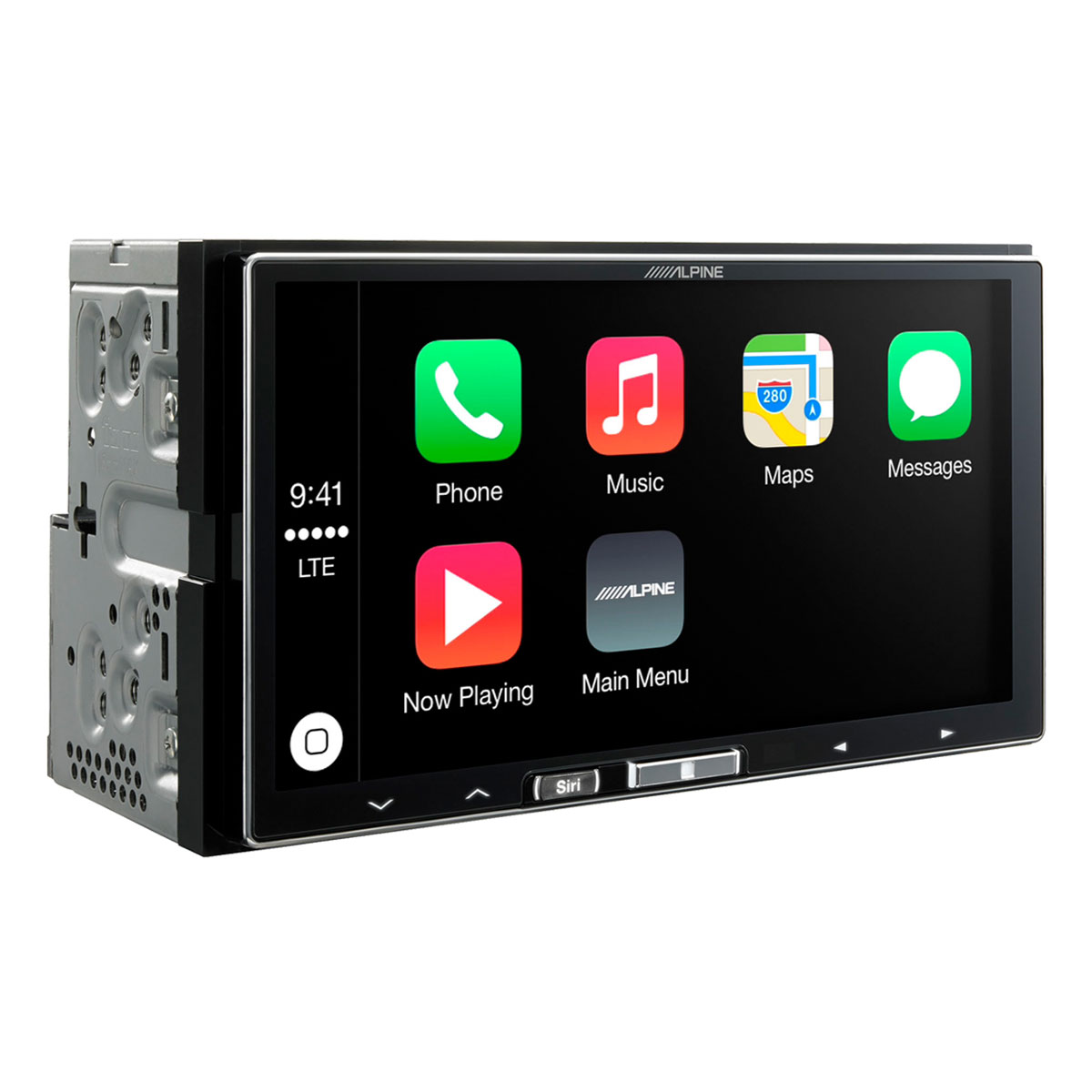 Alpine ilx 700 autoradio alpine sur for Prise ecran
