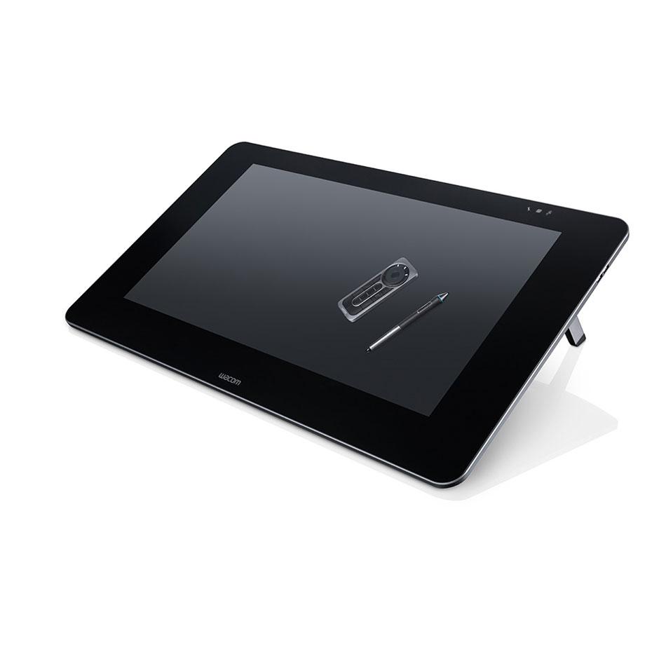 wacom cintiq 27qhd touch tablette graphique wacom sur. Black Bedroom Furniture Sets. Home Design Ideas
