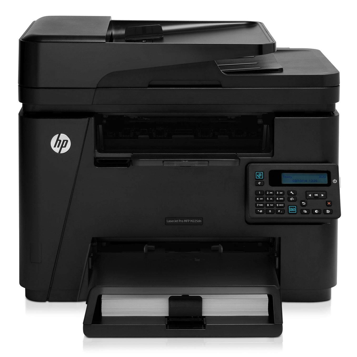 hp laserjet pro mfp m225dn imprimante multifonction hp sur. Black Bedroom Furniture Sets. Home Design Ideas