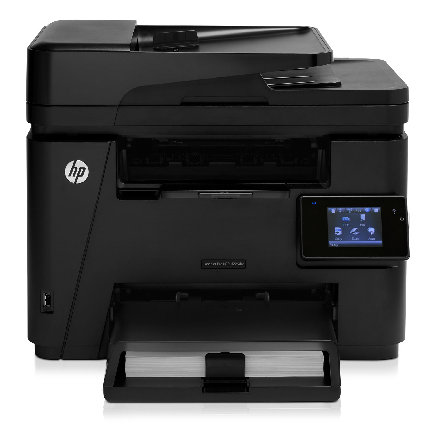 hp laserjet pro mfp m225dw imprimante multifonction hp sur. Black Bedroom Furniture Sets. Home Design Ideas