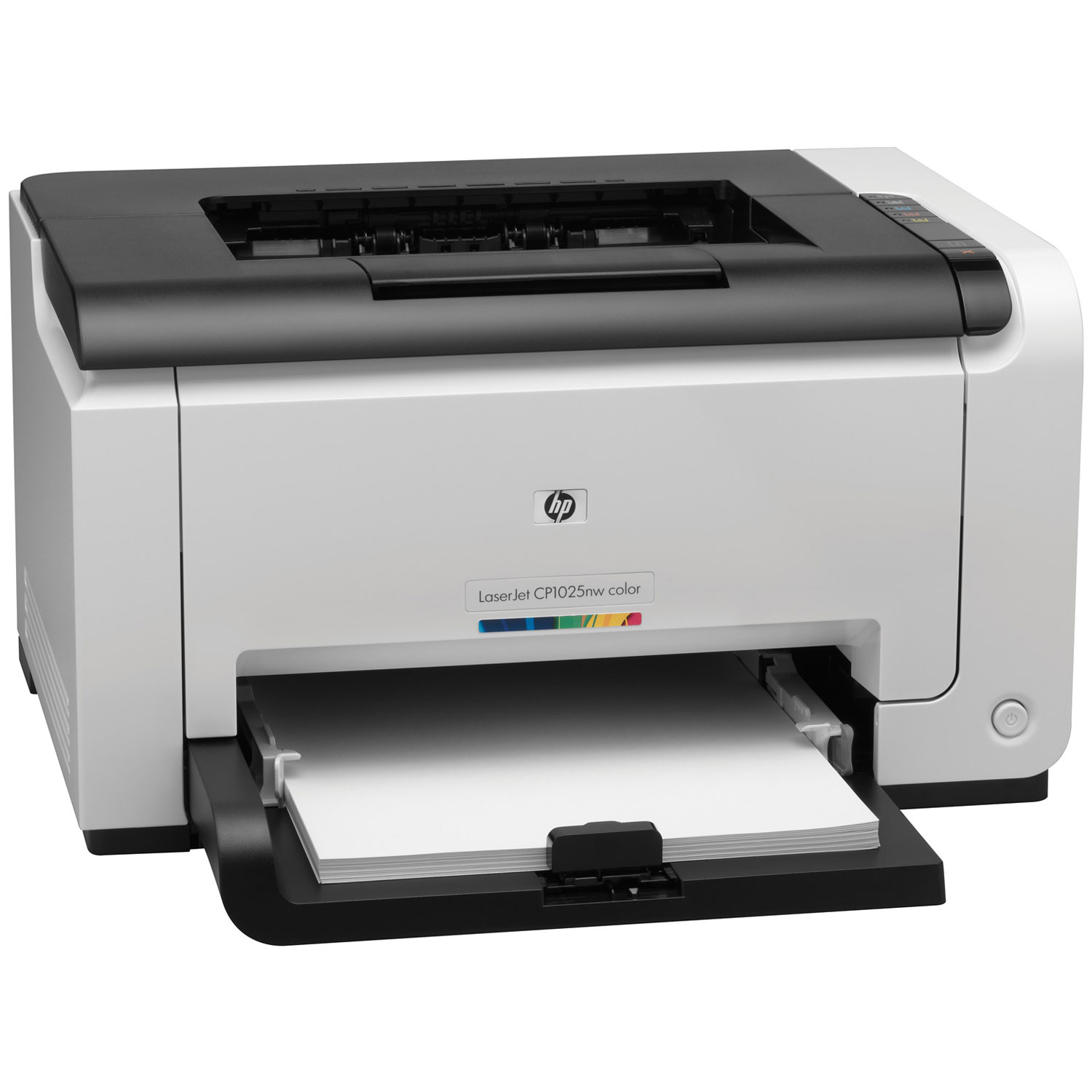 hp laserjet pro cp1025nw imprimante laser hp sur. Black Bedroom Furniture Sets. Home Design Ideas