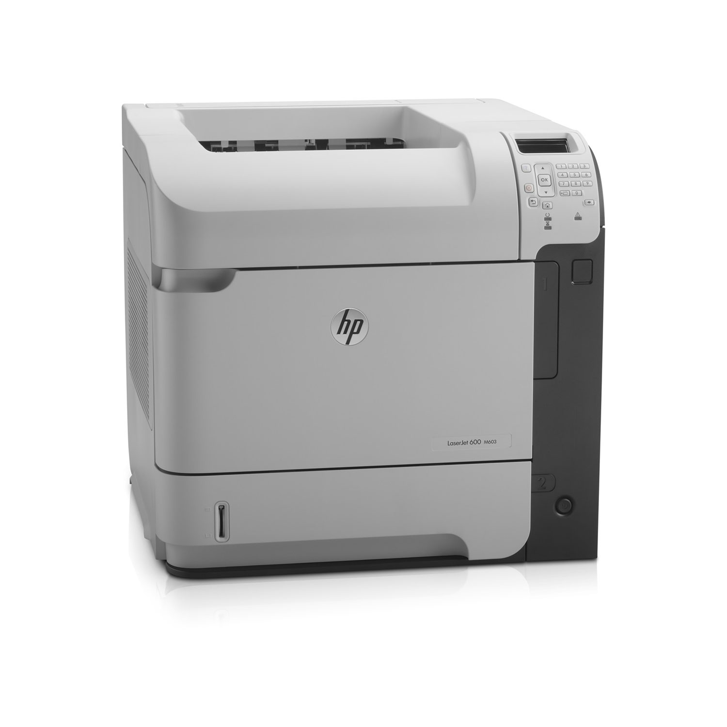 hp laserjet enterprise 600 m603n imprimante laser hp sur. Black Bedroom Furniture Sets. Home Design Ideas