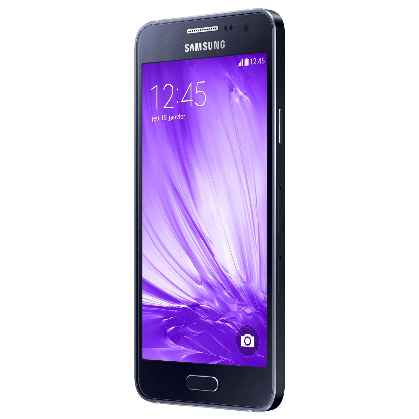 Samsung Galaxy A3 Noir Mobile Amp Smartphone Samsung Sur