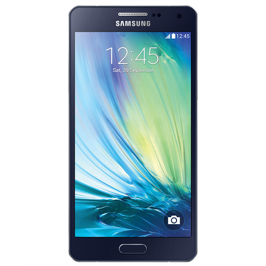 Samsung galaxy a5 noir mobile smartphone samsung sur for Photo ecran samsung a5