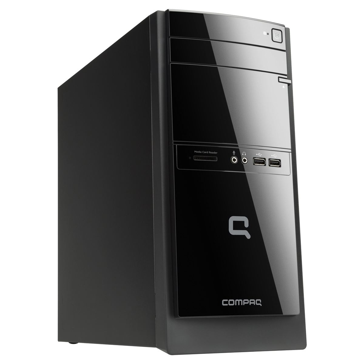 Hp compaq 100 501nf pc de bureau hp sur ldlc - Pc bureau multimedia ...