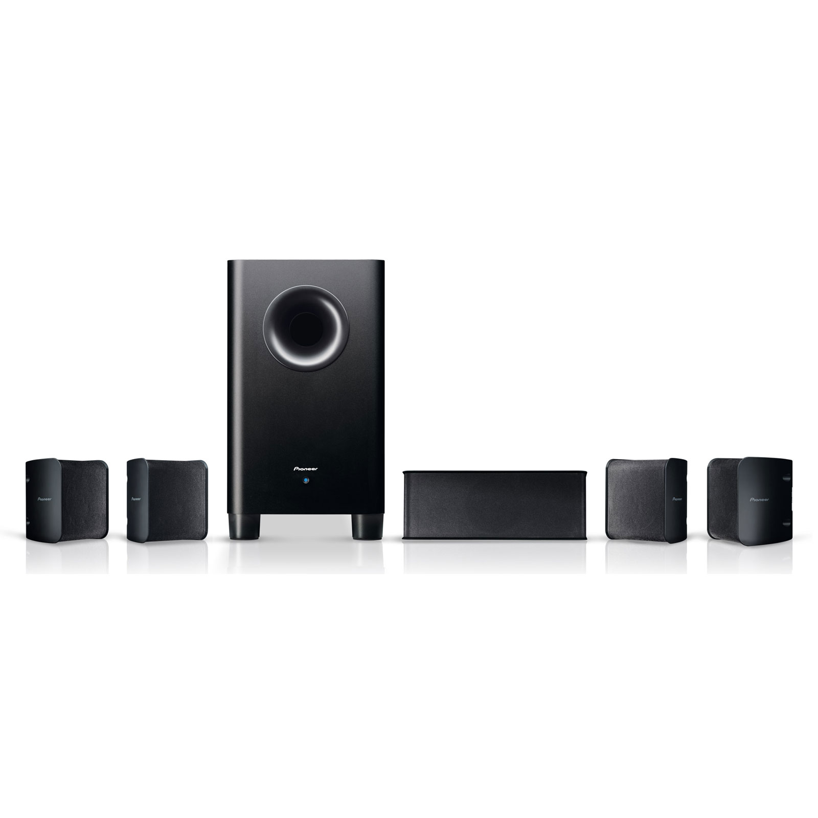 pioneer s hs100 enceintes hifi pioneer sur. Black Bedroom Furniture Sets. Home Design Ideas