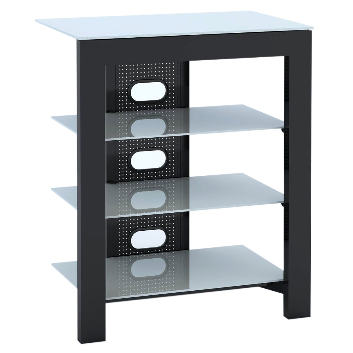 de conti arca xl blanc meuble tv de conti sur. Black Bedroom Furniture Sets. Home Design Ideas