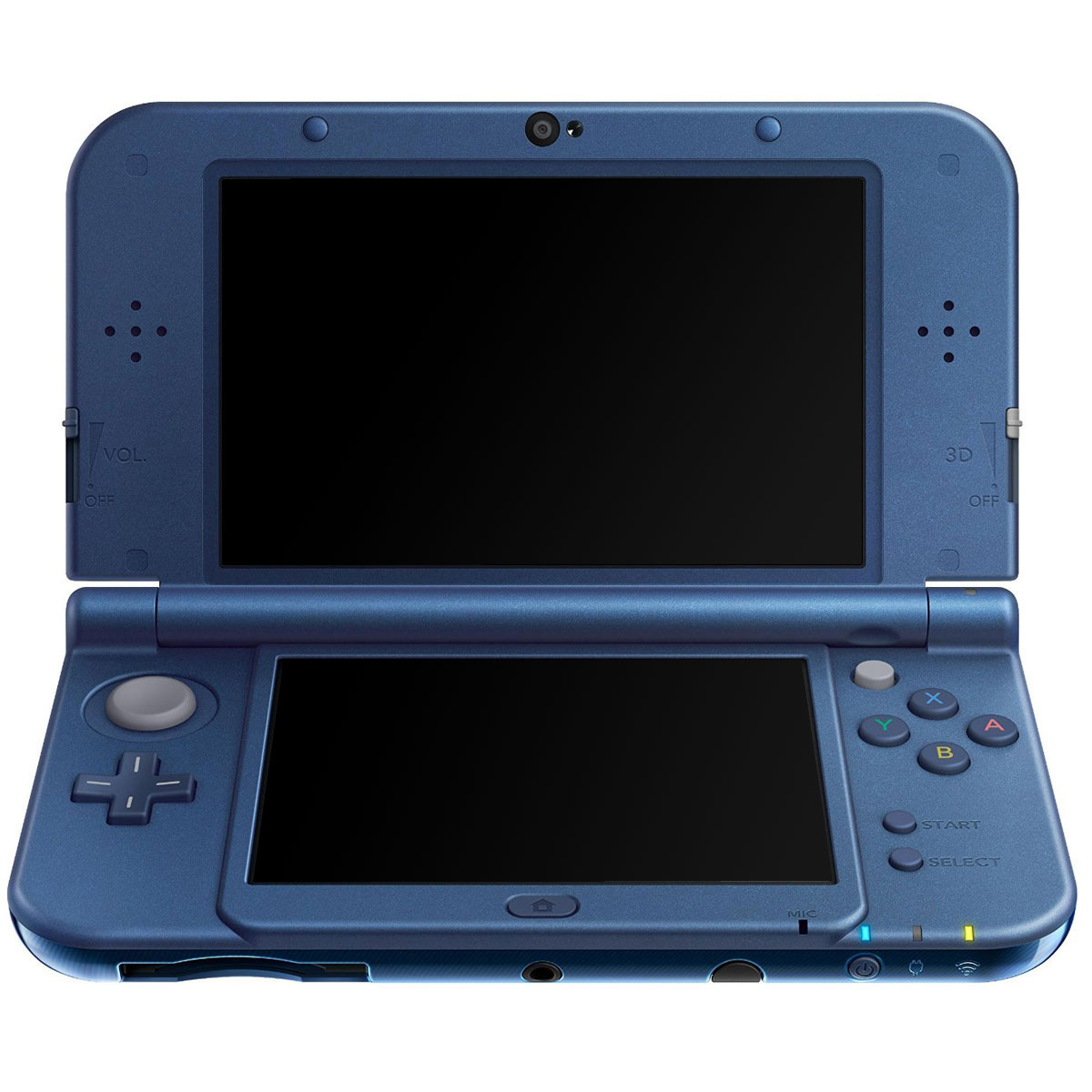 nintendo new 3ds xl bleue console nintendo 3ds. Black Bedroom Furniture Sets. Home Design Ideas
