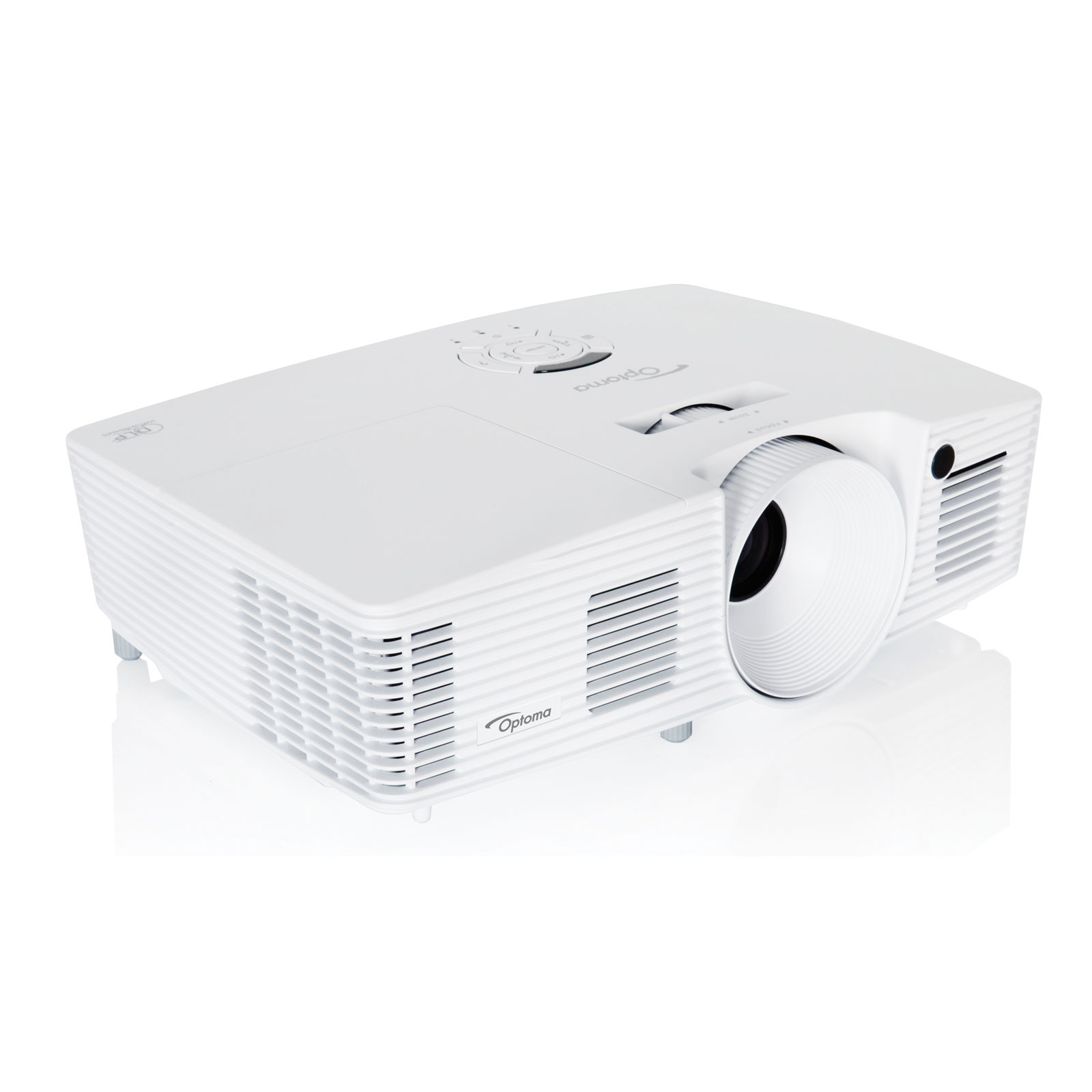 Optoma w402 vid oprojecteur optoma sur - Support plafond videoprojecteur optoma ...