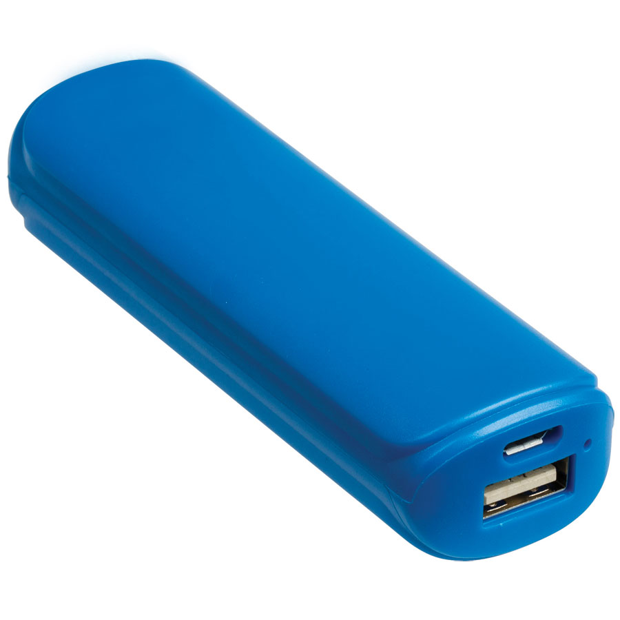 power bank 2200 mah 5v 1a bleu batterie externe g n rique sur. Black Bedroom Furniture Sets. Home Design Ideas