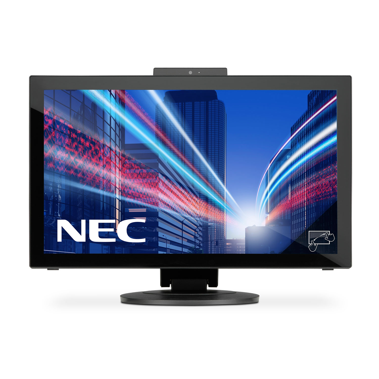 Nec 23 led multisync e232wmt multitouch ecran pc for Moniteur pc dalle ips