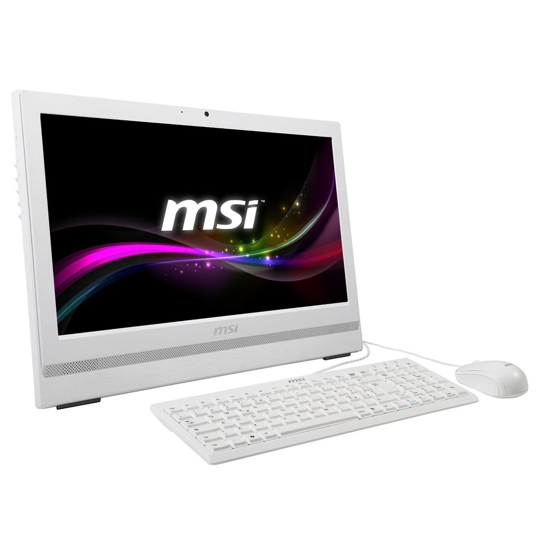 msi ap200 208xeu blanc pc de bureau msi sur. Black Bedroom Furniture Sets. Home Design Ideas