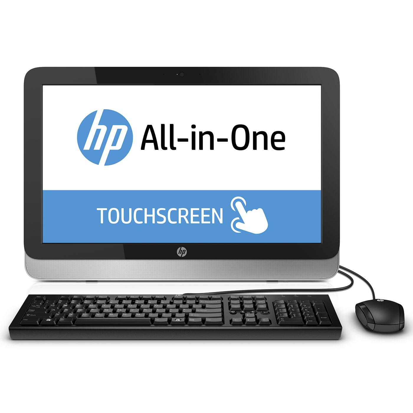 Hp all in one 22 2130nf pc de bureau hp sur - Mac ordinateur de bureau ...