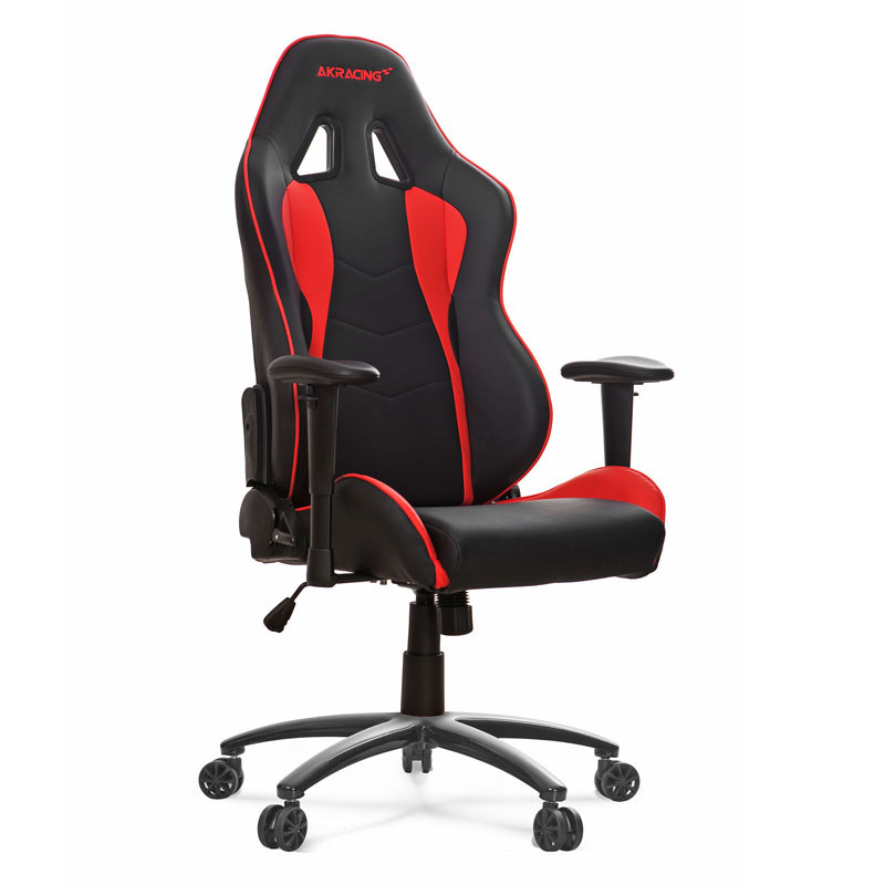 akracing nitro gaming chair rouge fauteuil gamer. Black Bedroom Furniture Sets. Home Design Ideas