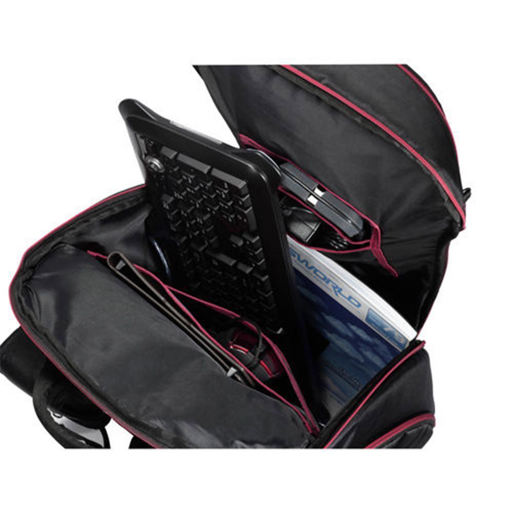 asus rog republic of gamers shuttle 2 backpack sac. Black Bedroom Furniture Sets. Home Design Ideas