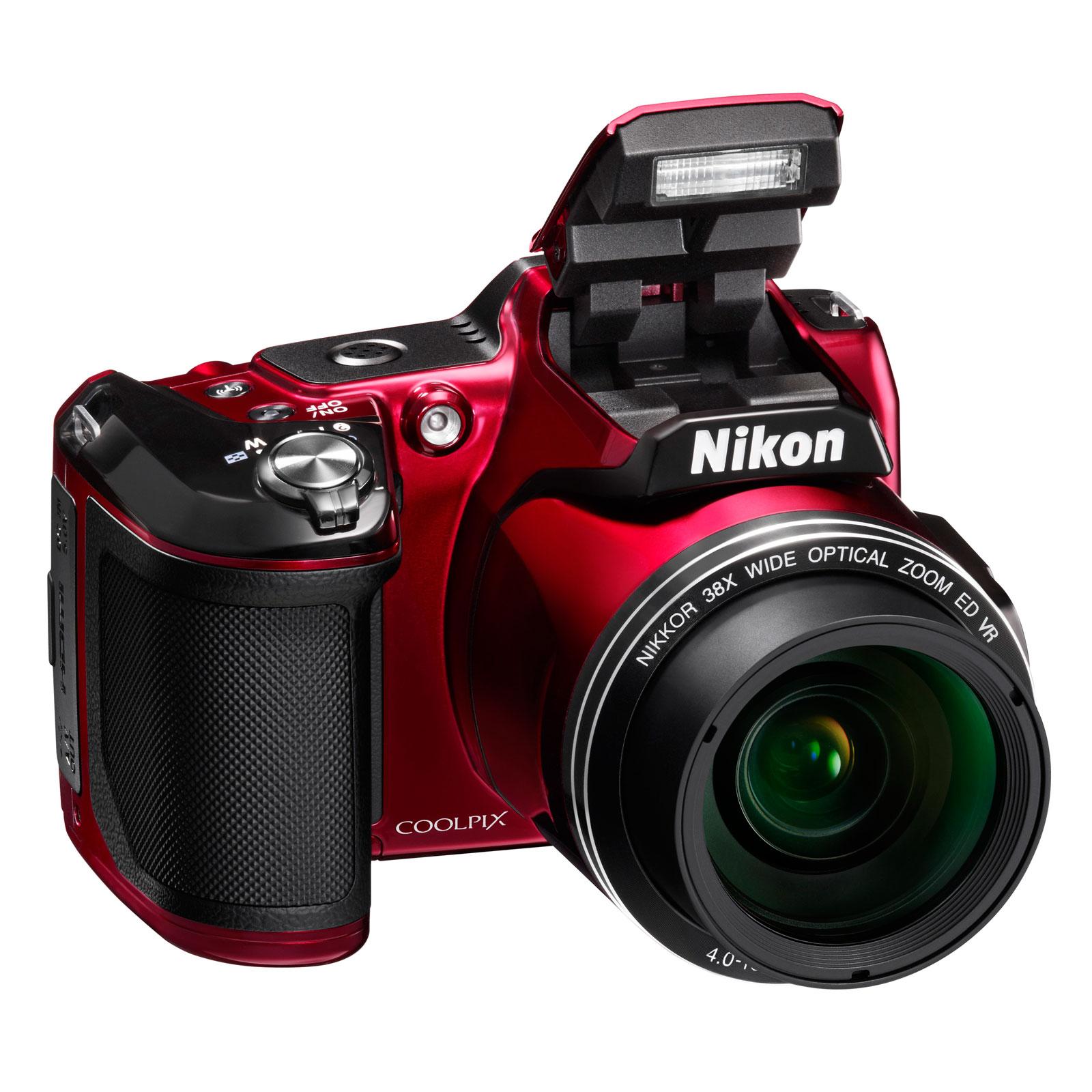 nikon coolpix l840 rouge appareil photo num rique nikon sur. Black Bedroom Furniture Sets. Home Design Ideas