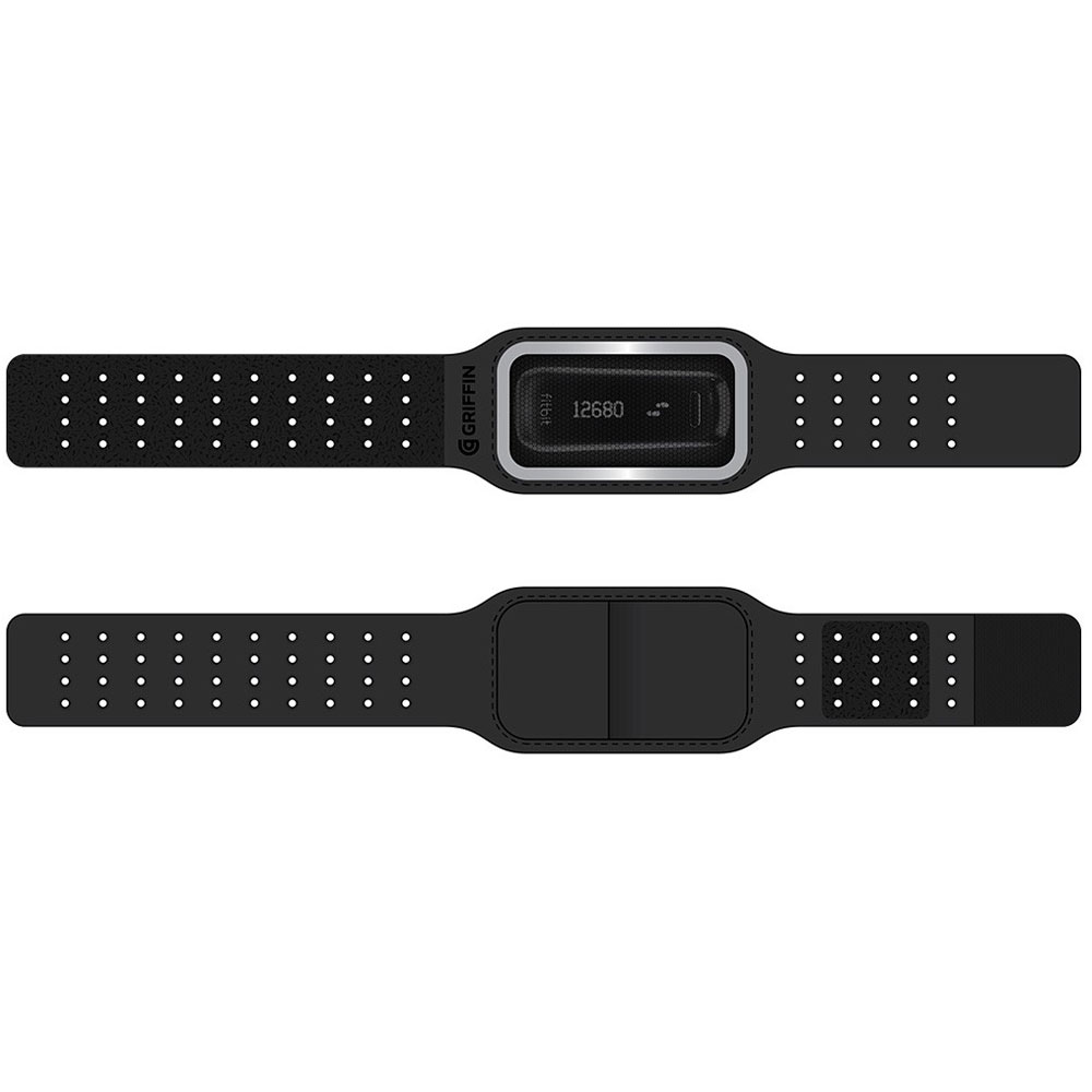 griffin sleep sport band noir bracelet connect griffin. Black Bedroom Furniture Sets. Home Design Ideas