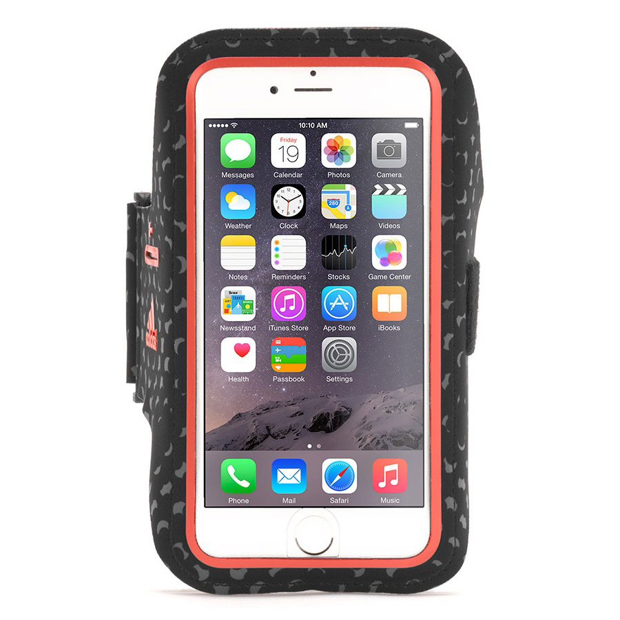 griffin adidas armband noir rouge iphone 6 plus etui t l phone griffin technology inc sur. Black Bedroom Furniture Sets. Home Design Ideas