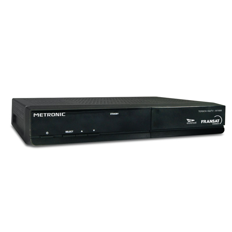 metronic terbox connect pvr ready adaptateur tnt sat metronic sur. Black Bedroom Furniture Sets. Home Design Ideas