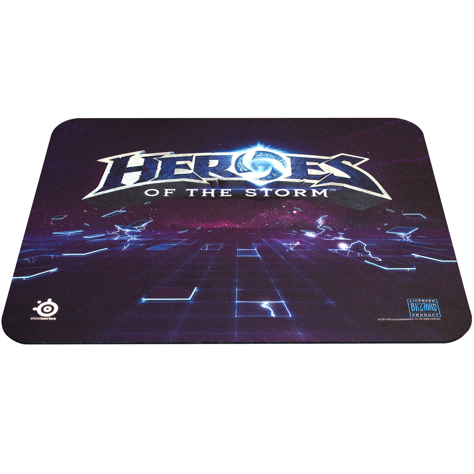 Steelseries Qck Heroes Of The Storm Edition Tapis De Souris