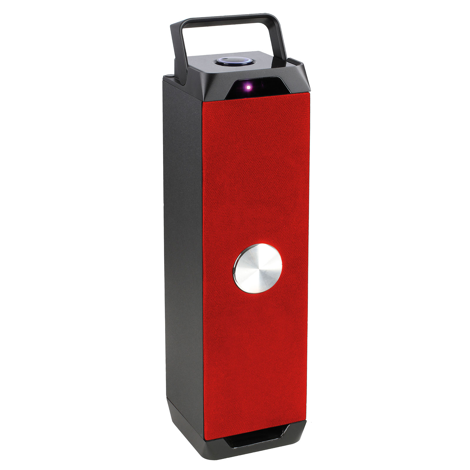 clipsonic tes117r rouge dock enceinte bluetooth clipsonic sur. Black Bedroom Furniture Sets. Home Design Ideas