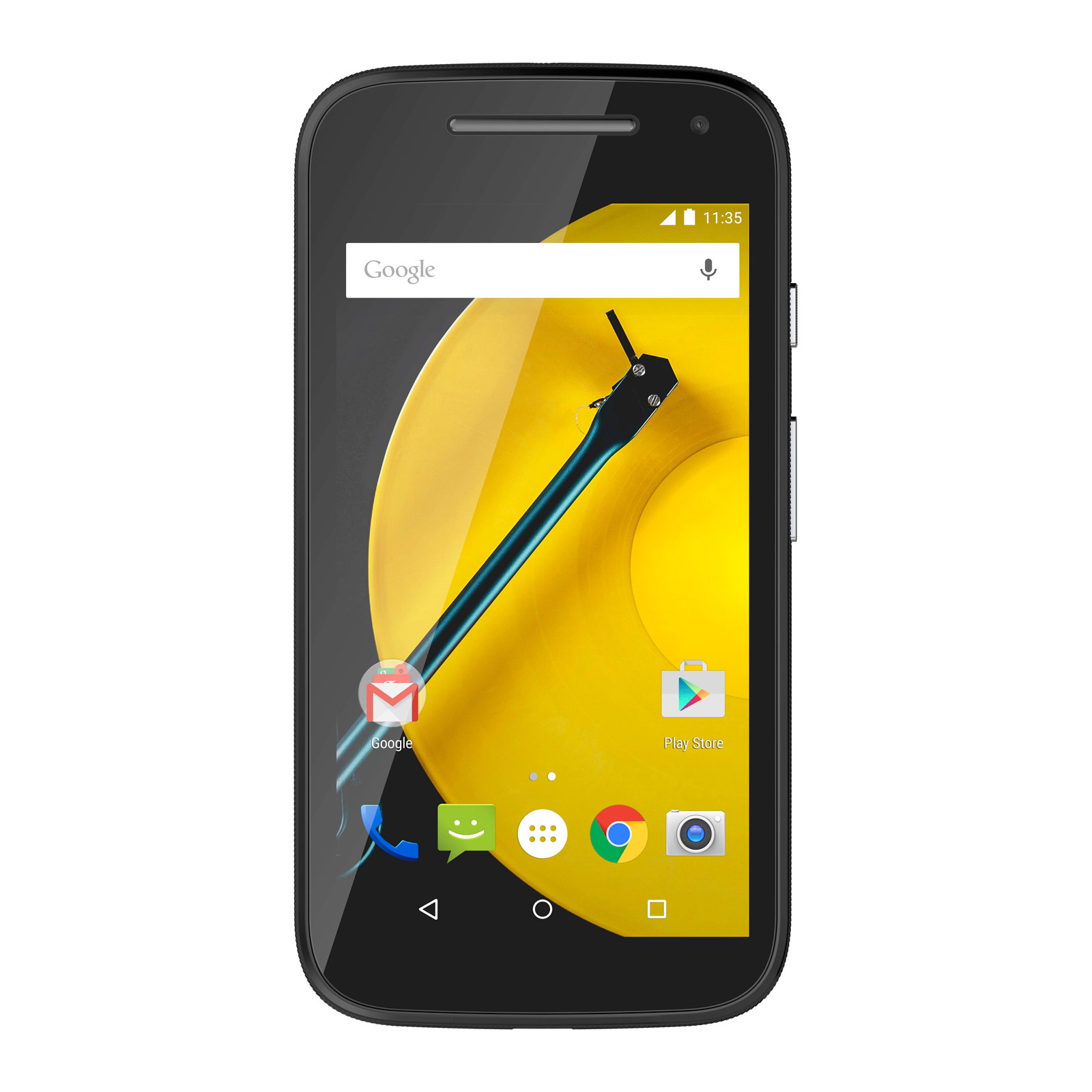 Motorola moto e 4g noir mobile smartphone motorola sur for Photo ecran motorola