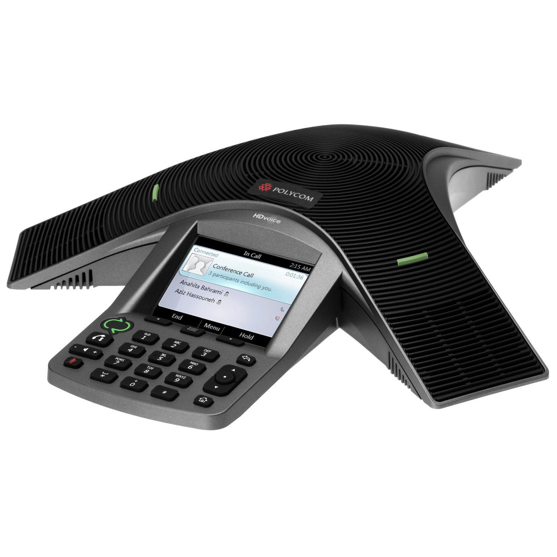 Téléphone filaire Polycom CX3000 Téléphone de conférence IP optimisé pour Microsoft LyncServer2010
