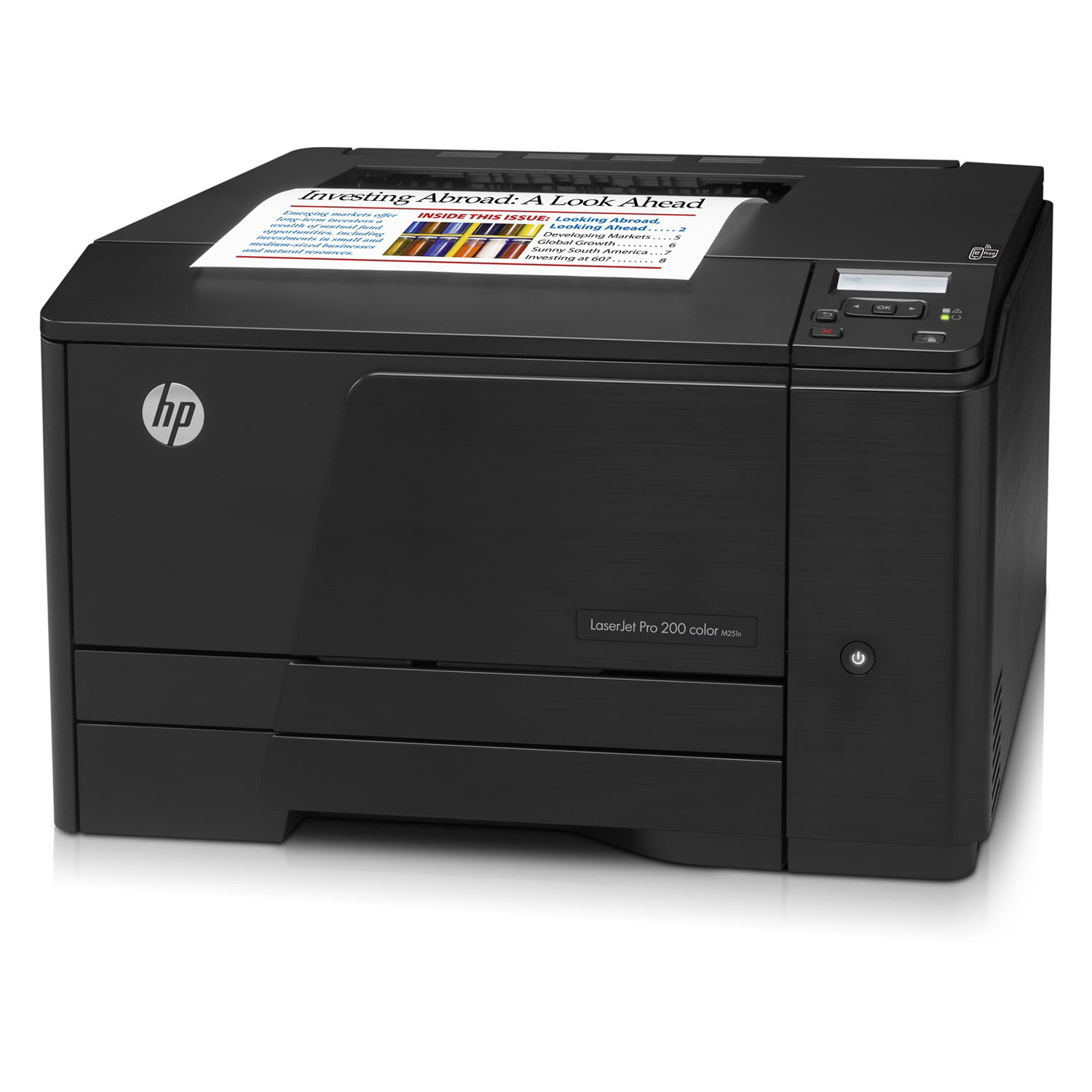 hp laserjet pro 200 color m251n cf146a imprimante laser hp sur. Black Bedroom Furniture Sets. Home Design Ideas