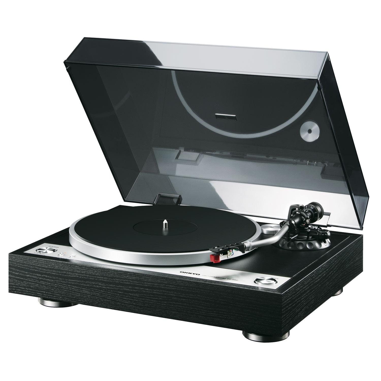 onkyo cp-1050 noir - platine vinyle onkyo sur ldlc