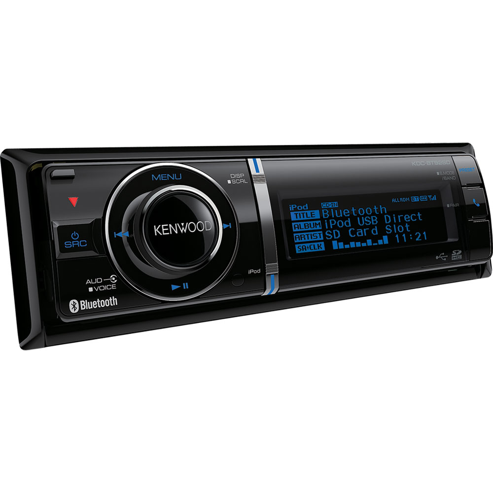 kenwood kdc bt92sd autoradio kenwood sur. Black Bedroom Furniture Sets. Home Design Ideas