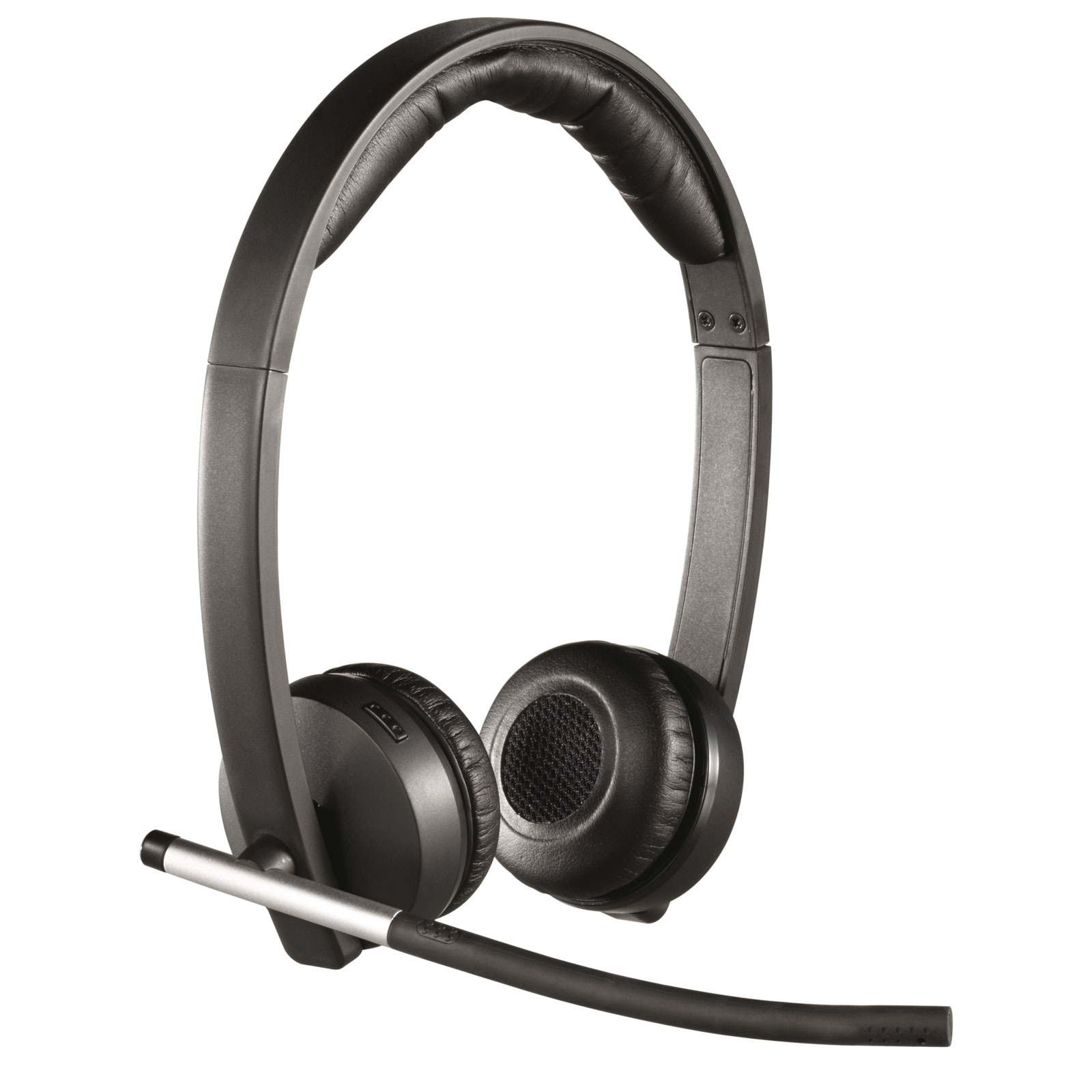 logitech wireless headset dual h820e micro casque logitech sur. Black Bedroom Furniture Sets. Home Design Ideas