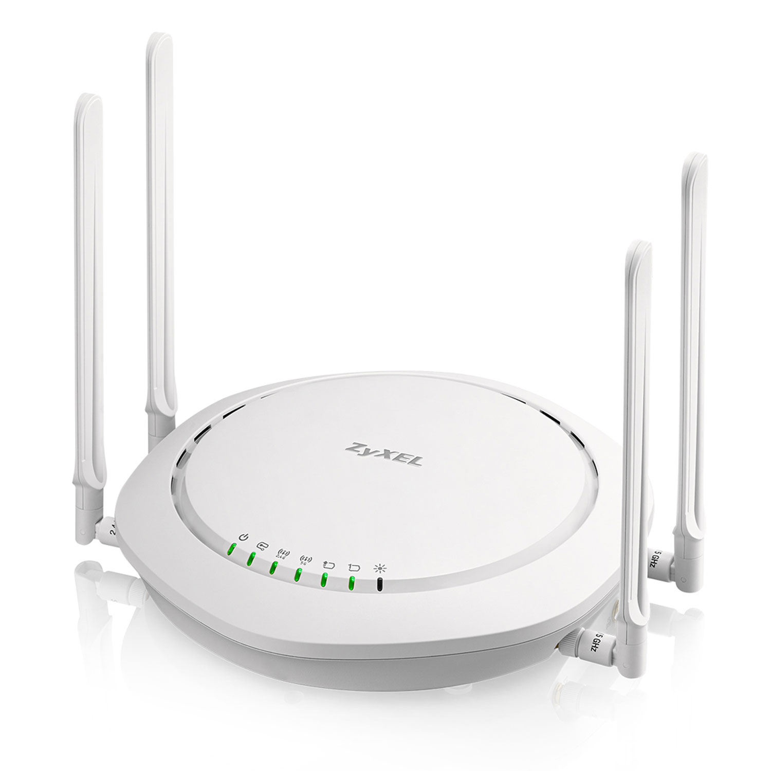 Zyxel wac6502d e point d 39 acc s wifi zyxel sur for Point acces wifi exterieur