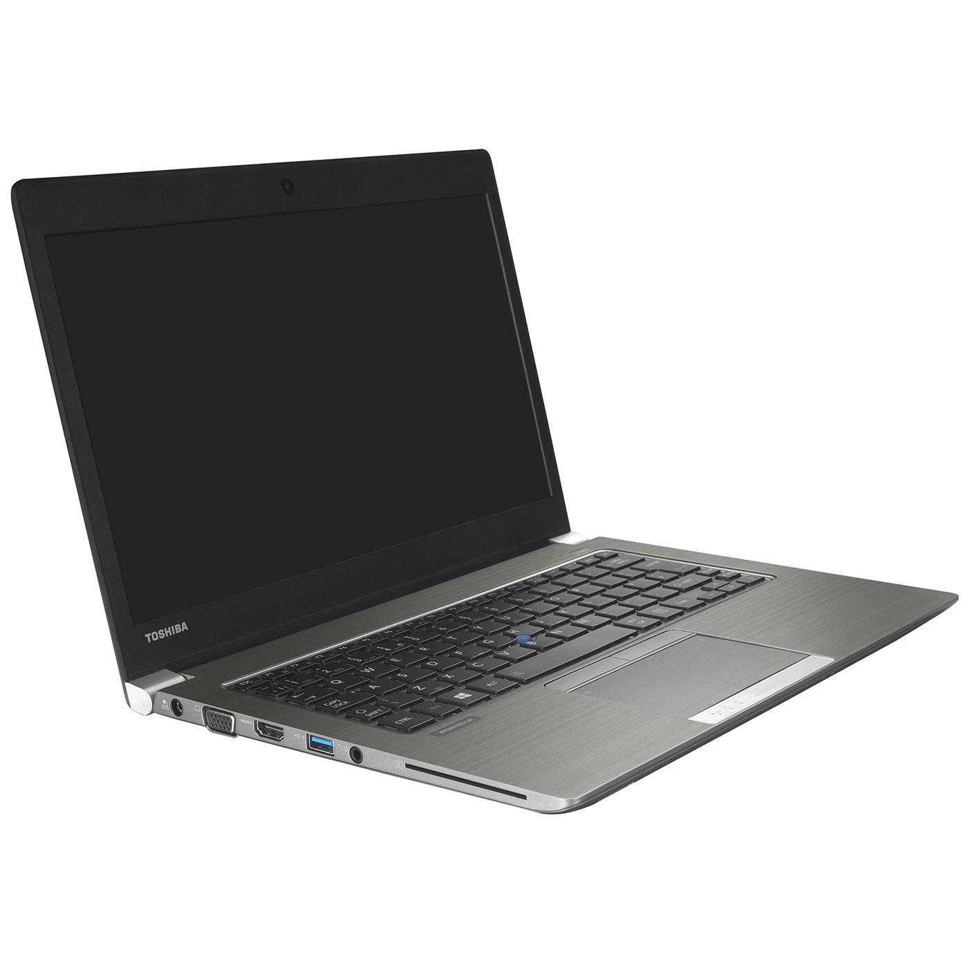 "PC portable Toshiba Portégé Z30-B-12E Intel Core i7-5500U 8 Go SSD 256 Go 13.3"" LED Full HD Wi-Fi AC/Bluetooth/4G Webcam Windows 7 Professionnel 64 bits + Windows 8.1 Pro 64 bits"