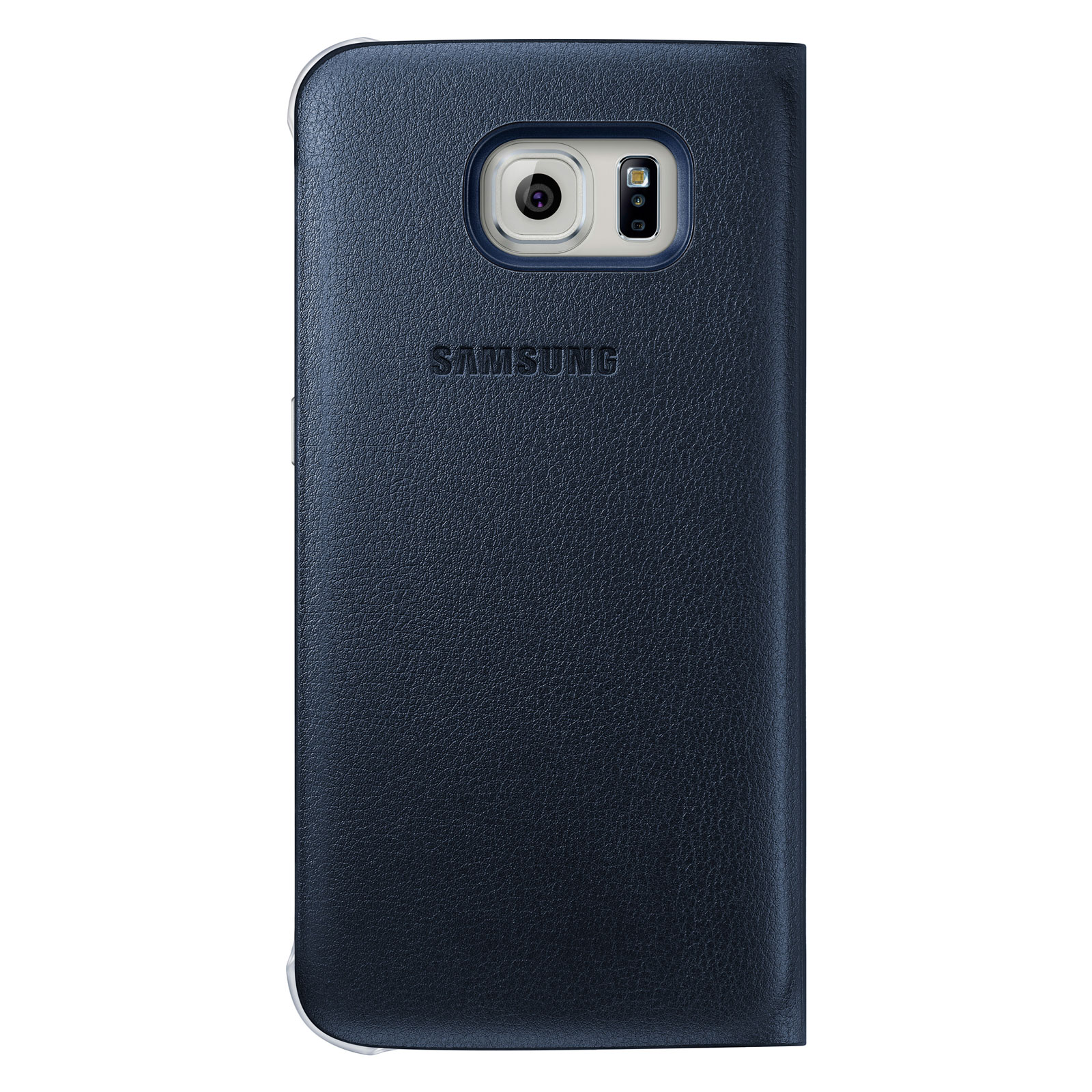 samsung flip wallet noir pour galaxy s6 edge etui t l phone samsung sur. Black Bedroom Furniture Sets. Home Design Ideas