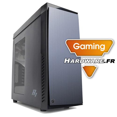 PC de bureau PC HardWare.fr Gaming GPUFlex - Windows 7 Premium 64 bits (monté) Core i5-6500, GPU au choix, 8 Go de DDR4, Disque 1 To (monté avec Windows 7 installé)