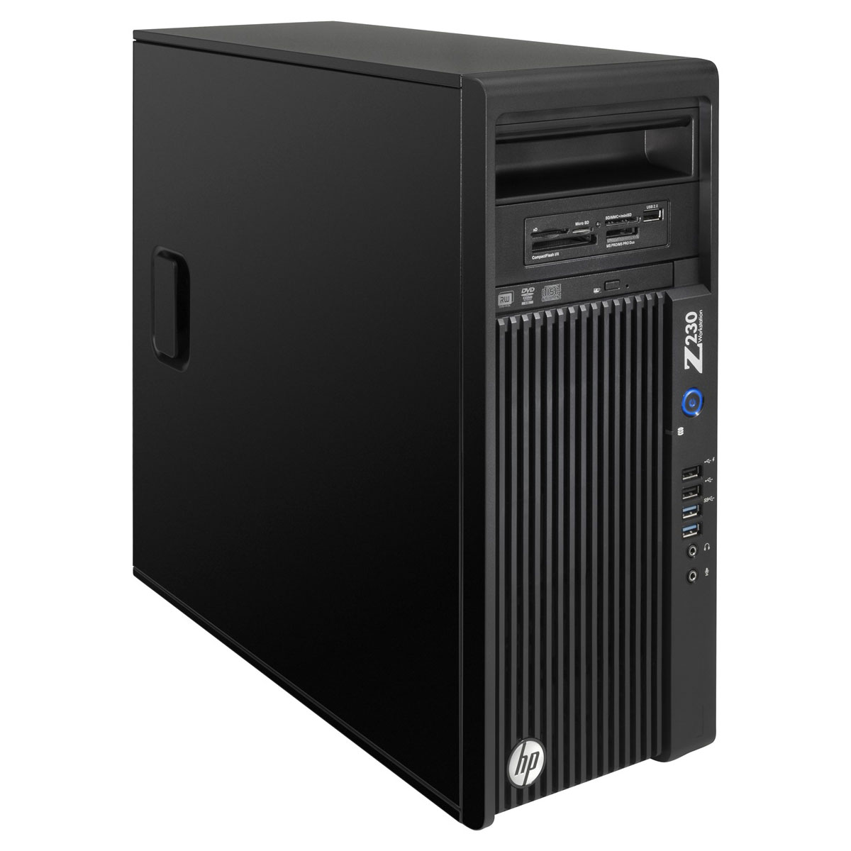 Hp z230 g1x32et pc de bureau hp sur - Ordinateur de bureau hp intel core i7 ...