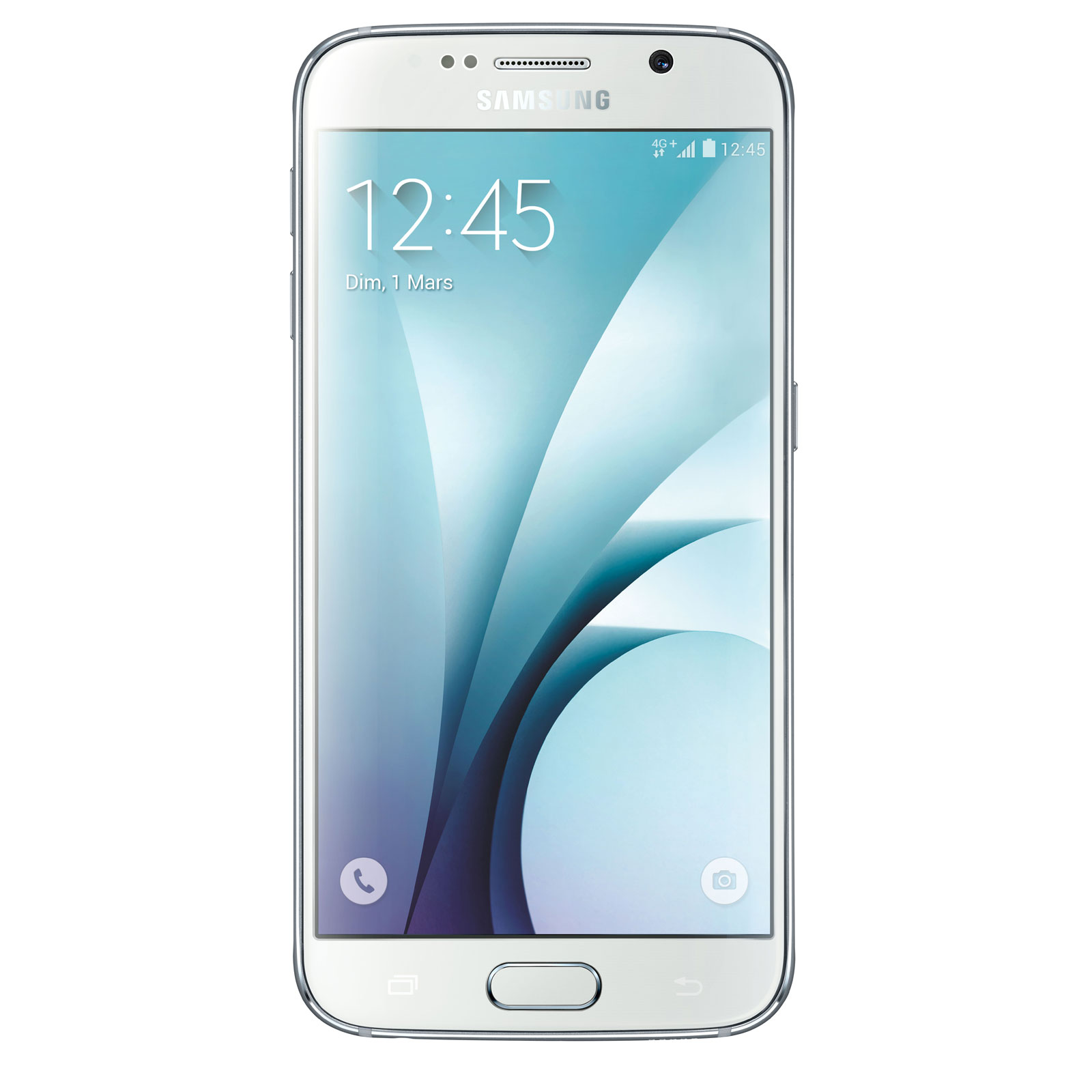 Samsung Galaxy S6 SM-G920F Blanc 32 Go - Mobile   smartphone Samsung ... 4b6e85fd96c1