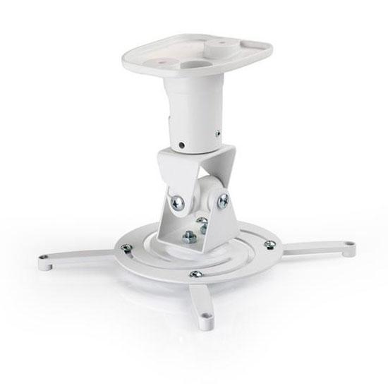 Sonourous surefix 910 blanc support plafond vid oprojecteur sonorous sur - Support videoprojecteur plafond encastrable ...