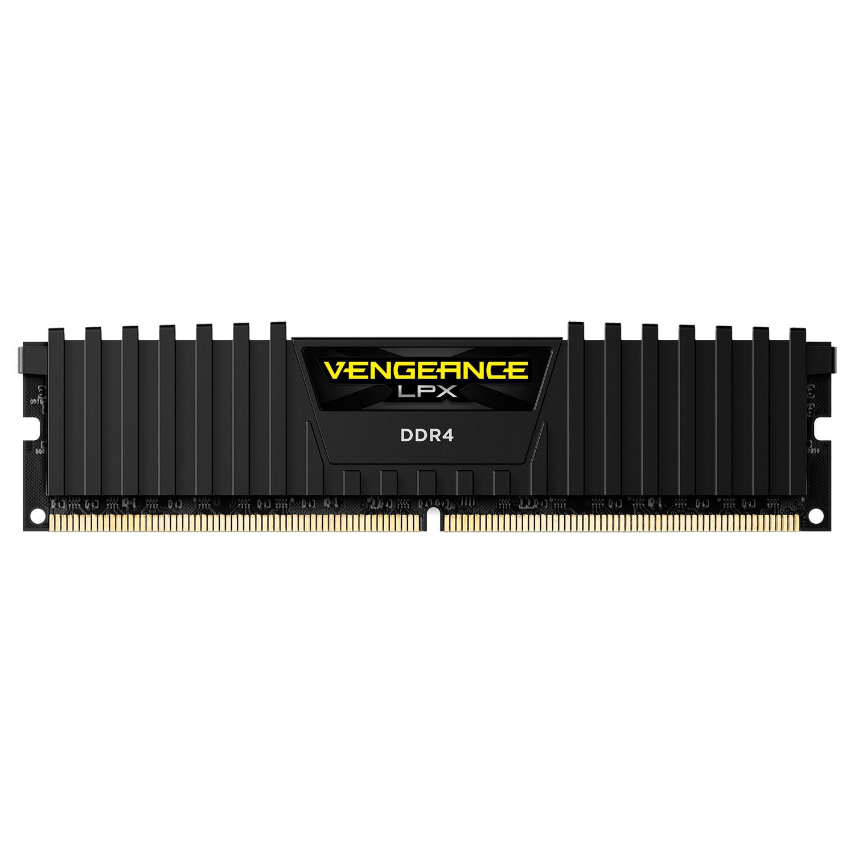 Mémoire PC Corsair Vengeance LPX Series Low Profile 16 Go DDR4 3000 MHz CL16 RAM DDR4 PC4-24000 - CMK16GX4M1C3000C16 (garantie à vie par Corsair)