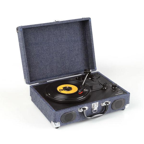 Platine vinyle ClipSonic TES130 Tourne-disque avec encodeur intégré