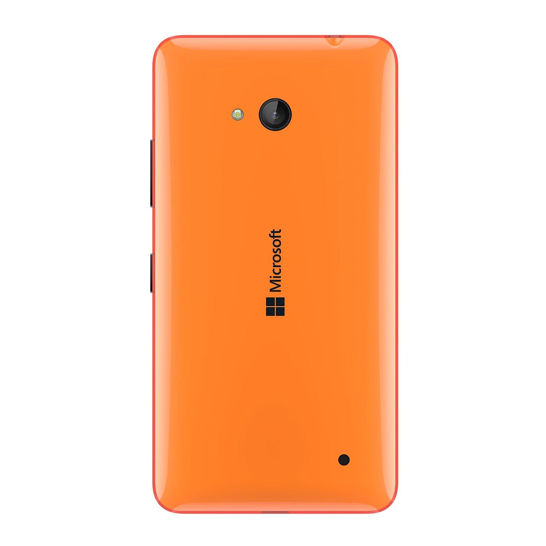 Microsoft lumia 640 dual sim orange mobile smartphone for Photo ecran lumia 640