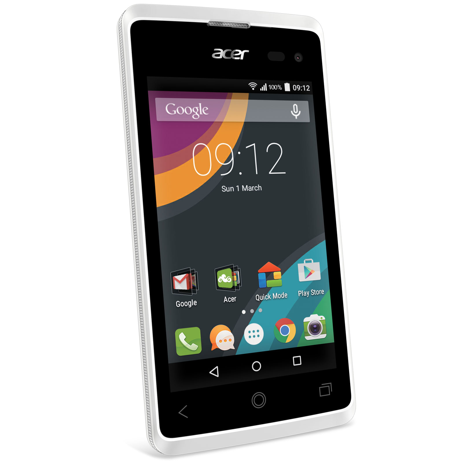 acer liquid z220 blanc mobile smartphone acer sur. Black Bedroom Furniture Sets. Home Design Ideas