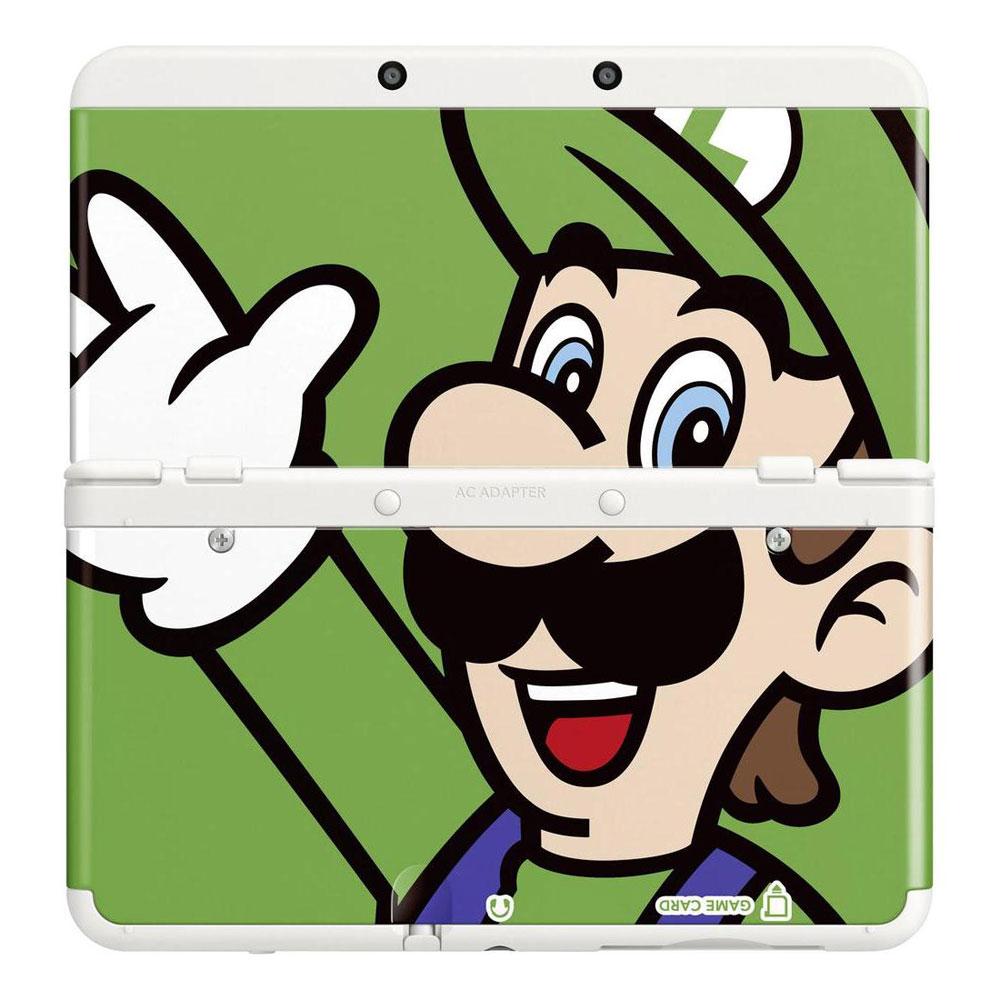 Nintendo coque new 3ds n 2 luigi accessoires ds et for Coque 3ds xl pokemon
