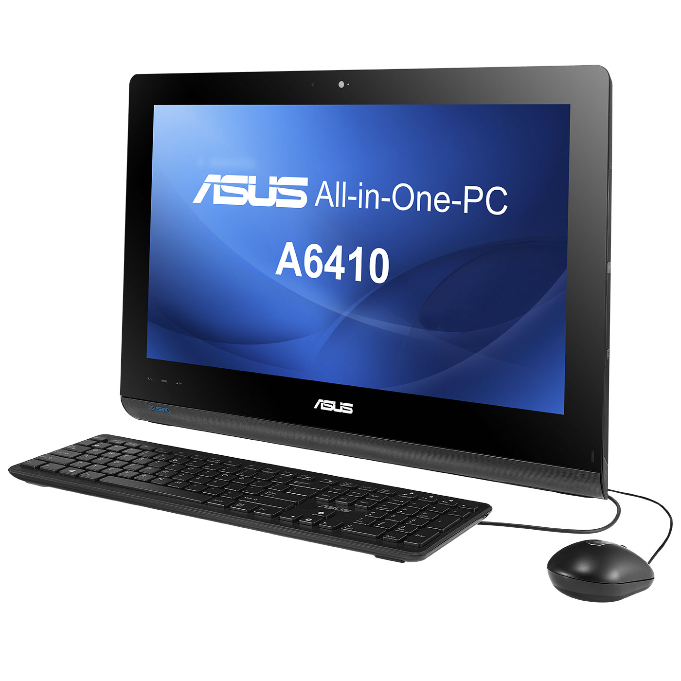 Asus all in one pc a6410 bc021t pc de bureau asus sur - Ordinateur de bureau windows 7 pro ...