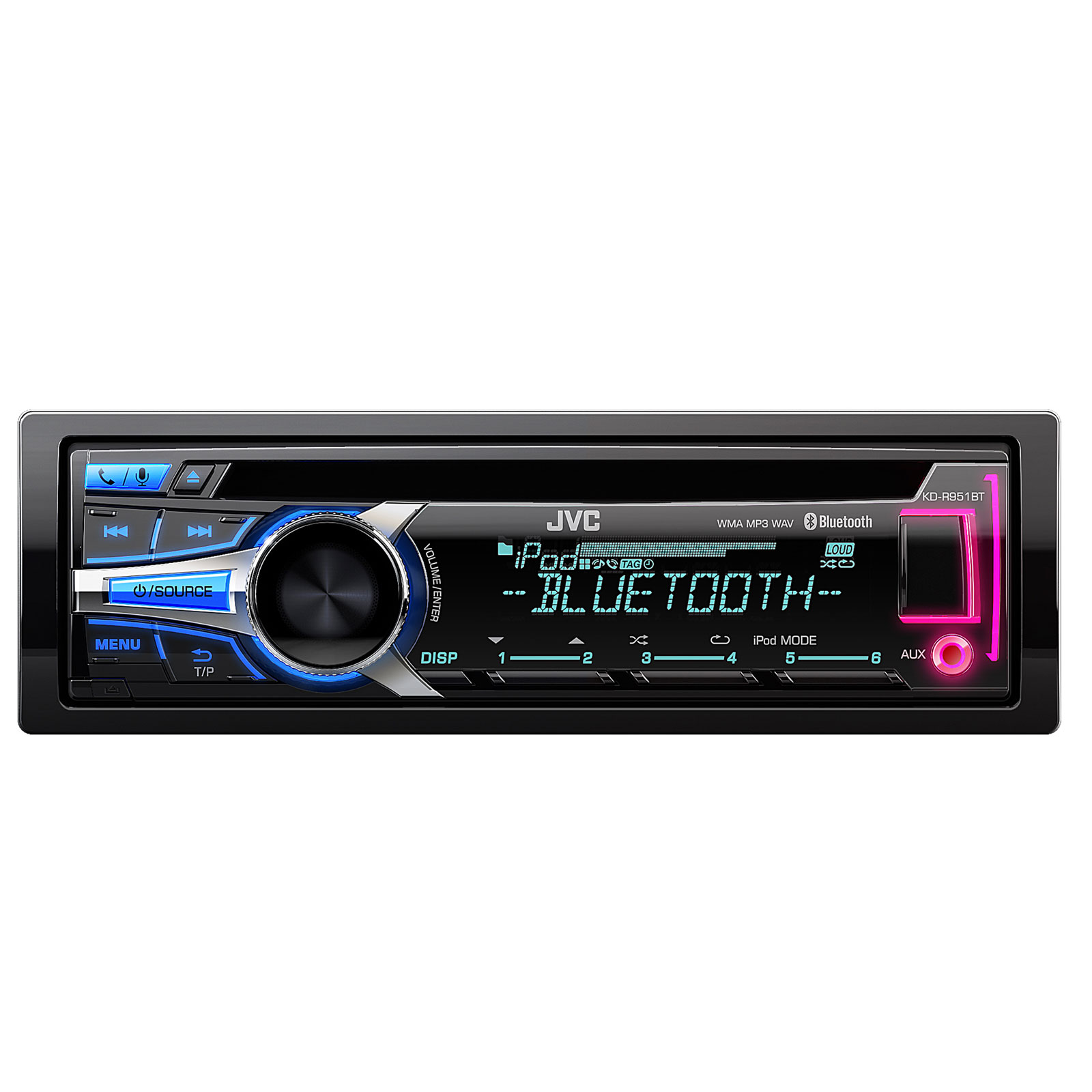 poste radio voiture avec bluetooth. Black Bedroom Furniture Sets. Home Design Ideas