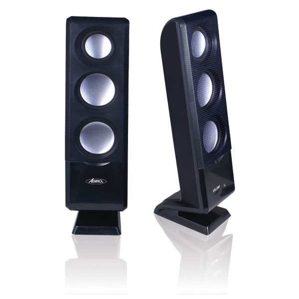 advance soundphonic 2 0 6w enceinte pc advance sur. Black Bedroom Furniture Sets. Home Design Ideas